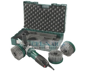 Polerka PE 12-175 Renovation Kit Metabo Walizka