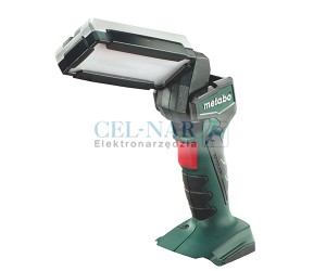 Akumulatorowa latarka SLA 14.4-18 LED Metabo